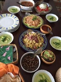暑さを吹き飛ばす本場メキシコ家庭料理  - Al Salone di Sumi