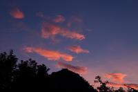 夕暮れ  - 風の彩り-2