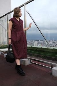 メルベイユ新作ワンピース。 - 八木橋RESONANCEブログ