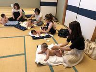 9月4日 ベビマ例会を開催しました - 子育てサークル たんぽぽの会