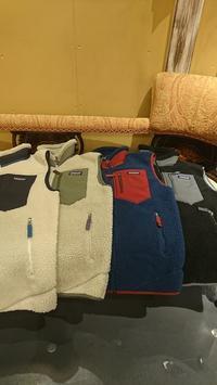 patagoniaのClassic Retro-X Vestが遂に入荷致しました! - GEOGRAPHY YAMATOKORIYAMA   BLOG