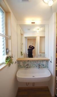 ビーチグラスと洗面器 - K+Y アトリエ一級建築士事務Blog