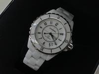 シャネルの時計、J12をお売り頂きました。 - ブランド品、時計、金・プラチナ、お酒買取フリマハイクラスの日記