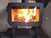 pikari 燃焼テスト。試し焚き。 - 手作り薪ストーブ kintoku直火工房。