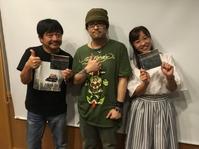 2018年9月3日(月)静岡 K-mix「FOOO NIGHT ピンソバ」上杉昇 - 上杉昇さんUnofficialブログ ~Fragmento del alma~