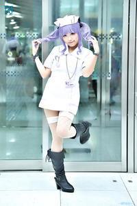 風花 さん[Fuuka] @eievuiii136 2018/08/12 TFT (Ariake TFT Building) となコス3日目 - ~MPzero~ [コスプレイベント画像]Nikon D5 & Z6