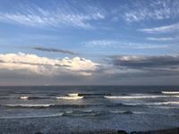 台風も過ぎました - BAREFOOTSURF @ 宮城県仙台市宮城野区 #仙台新港 #荒浜