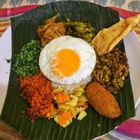 スリランカ料理セイロンカリーでスペシャルアンブラプレートをいただく @大阪・セイロンカリー - たんぶーらんの戯言