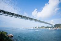 福岡旅行 関門橋 - 尾張名所図会を巡る