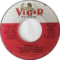 Pazant Brothers & The Beaufort Express ‎– Dragon Fly / Dixie Rock - まわるよレコード ACE WAX COLLECTORS
