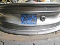 そー君号 フォルツァ250のタイヤ&パッド交換からのストリートトリプル675で難航(笑) - バイクパーツ買取・販売&バイクバッテリーのフロントロウ!