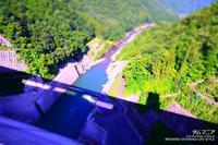 湯西川ダム - WEEKEND EXTENDED LIFE-STYLE
