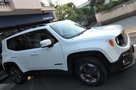 JEEP Renegade Longitude - BEAVERSなブログ