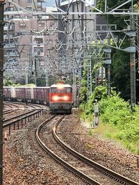 藤田八束の災害遭遇時対応@大型台風を甘く見てはだめ、準備をしてそして耐える・・・台風は過ぎ去るのを待つのみ、貨物列車の写真を添付 - 藤田八束の日記
