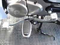 スーパーカブ125のステップ - バイクの横輪