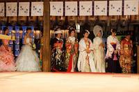 八朔宵宮 縁結びブライダルショー@松尾大社 - デジタルな鍛冶屋の写真歩記