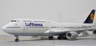 最後のジャンボ旅客機 747-8i「Lufthansa」 - 趣味散策