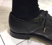 くるぶしに当たって痛い時 - シューケア靴磨き工房 ルクアイーレ イセタンメンズスタイル <紳士靴・婦人靴のケア&修理>