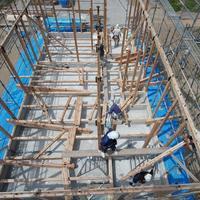 ゼロ・エネルギー住宅「FPの家」建て方工事② - エコで快適な『FPの家』いかがですか!