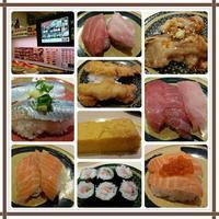 オットと一緒にまたまたはま寿司へ♪ - コグマの気持ち