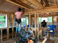 ポンちゃんの家    進捗状況7 - 国産材・県産材でつくる木の住まいの設計 FRONTdesign  設計blog