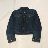 ラルフローレンデニムジャケット - 「NoT kyomachi」はレディース専門のアメリカ古着の店です。アメリカで直接買い付けたvintage 古着やレギュラー古着、Antique、コーディネート等を紹介していきます。