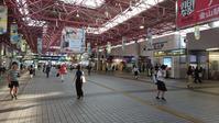 夏休み2日目 金山駅周辺 @愛知県 - 963-7837