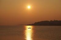【Photo】宍道湖の夕陽~太陽の道、ブライダルシルエット、嫁ヶ島 - SAMのLIFEキャンプブログ Doors , In & Out !