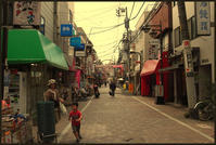 駒込界隈 -26 - Camellia-shige Gallery 2