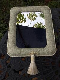 ウォールミラー - グリママの花日記