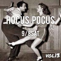 Hocus Pocus vol,14 足利市屋根裏 9月8日(土)イベントブース出店の為休業のお知らせ - ROCK-A-HULA Vintage Clothing Blog