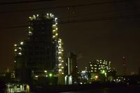 工場夜景 - 赤坂・ニューオータニのヘアサロン大野ザメイン店ブログ