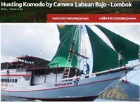 PERAMA社のSANTOSO号で航海記 その1 - kimcafe トラベリング