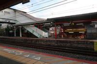 京都一周トレイル♪ファイナル 嵐山~伏見稲荷♪ - yukoの絵日記
