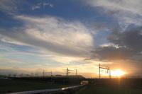 クラウド・ハンティング~④ - 新幹線の写真