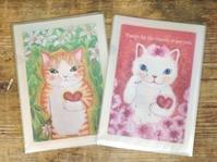 新着~河辺花衣さんのクリアファイル~ - 湘南藤沢 猫ものの店と小さなギャラリー  山猫屋
