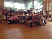 避難訓練を行いました - みかづき第二幼稚園(高知市)のブログ