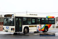 (2018.8) くしろバス・釧路200か510 - バスを求めて…