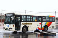 (2018.8) くしろバス・釧路200か266 - バスを求めて…