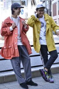 こんなカラーのコートは見たことない!!!! - DAKOTAのオーナー日記「ノリログ」
