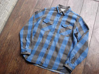 NEW : JELADO PRODUCT [FLANNEL SHIRT] 4 Colors 2018FW !! - HOME TOWN STORE River Side