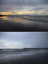2018/09/07(FRI) 小雨降る朝です。 - SURF RESEARCH