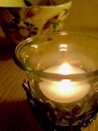 秋の夜長に~カジュアルお抹茶会のお誘い - シニョーラKAYOのイタリアンな生活