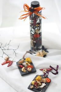 秋もハーバリウムで♪アトリエレッスンのお知らせ - LaLa Bouquet