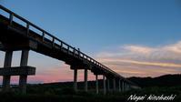 ふたり#4 - 長い木の橋