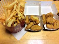 マクドナルド:「ポテナゲ大」夜もマクドナルドに行く - CHOKOBALLCAFE