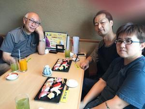 根田祥一さんと一緒にお食事をしました - クリスチャントゥデイ問題の真相