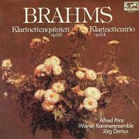 ブラームス/クラリネット五重奏曲ロ短調Op.115 - just beside you Ⅱ
