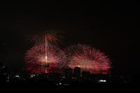 またまた諏訪湖花火 - Taro's Photo
