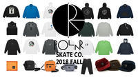 POLAR SKATE CO. 2018 FALL - Growth skateboard elements